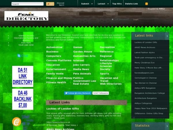 fenixdirectory.info