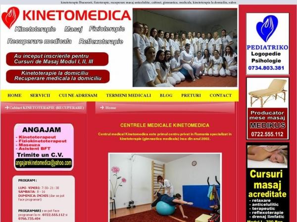 kinetomedica.ro