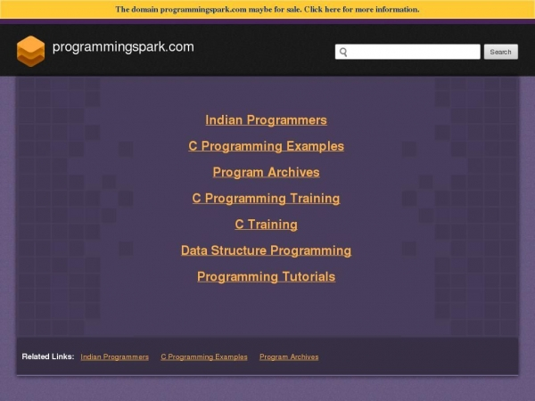 programmingspark.com