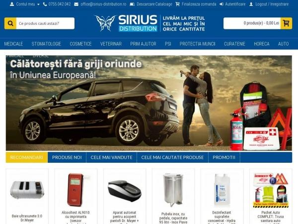 sirius-distribution.ro