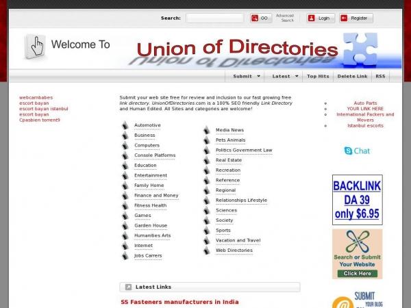 unionofdirectories.com