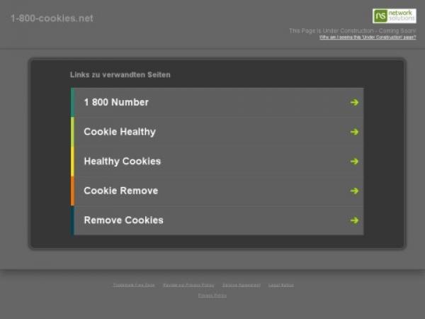 1-800-cookies.net