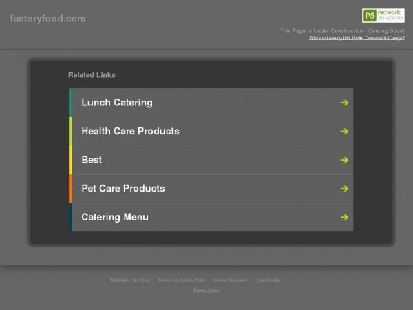 factoryfood.com