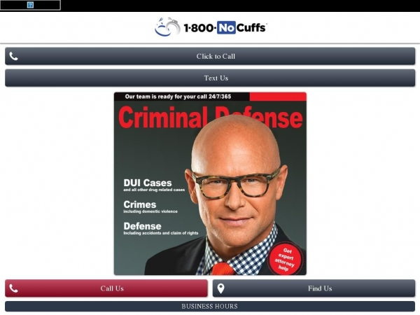 m.nocuffs.com