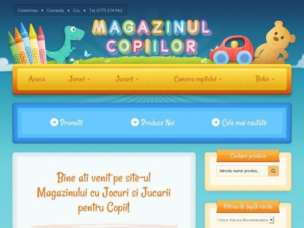 magazinul-copiilor.com