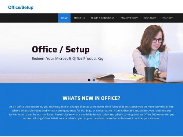 officecom-setup.com