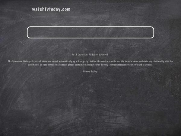 watchtvtoday.com